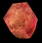 Red Beryl from Wah Wah Mountains, Utah