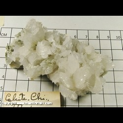 Minerals Specimen: Calcite from Chihuahua, Mexico