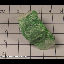 Mineral Specimen: Variscite from Lucin, Box Elder Co., Utah