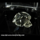 Minerals Specimen: Herkimer Diamond from Herkimer, New York