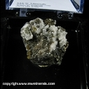 Mineral Specimen: Siegenite, Pyrite from Reynolds Co., Missouri