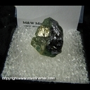 Mineral Specimen: Emerald, Graphite, Pyrite from Colombia