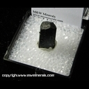 Minerals Specimen: Schorl Tourmaline from Spoda Alp - Pizzo Forno, Chironico Valley, Tessin, Switzerland