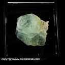 Minerals Specimen: Fluorite, Quartz from PTH Tunnel, Deer Trail Mine, Mt. Baldy near Marysville, Utah