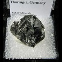 Minerals Specimen: Manganite from Ilfeld, Nordhausen, Harz, Thuringia, Germany