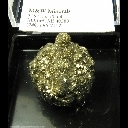 Minerals Specimen: Pyrite from Ross Co., Ohio