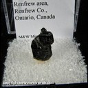 Mineral Specimen: Titanite from Renfrew area, Renfrew Co., Ontario, Canada