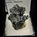 Mineral Specimen: Proustite from Imiter, Morocco