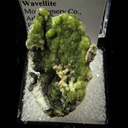 Mineral Specimen: Wavellite from Montgomery Co., Arkansas Ex. Chris Wright
