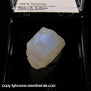 Minerals Specimen: Moonstone with Blue Schiller from Sonora Mexico