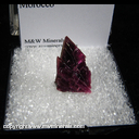 Mineral Specimen: Erythrite from Bou Azzer, Morocco