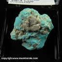 Mineral Specimen: Turquoise from Arizona