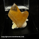 Mineral Specimen: Calcite from Stillwater Co., Montana, collected by Don Beal