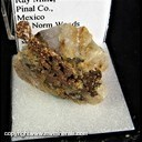 Mineral Specimen: Native Copper from Ray Mine, Pinal Co., Arizona, Ex. Norm Woods