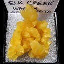 Mineral Specimen: Calcite from Elk Creek, Meade Co., South Dakota, Ex. Norm Woods