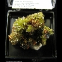 Minerals Specimen: Pyromorphite from Daoping Mine, Gongcheng Co., Guilin Prefecture, Guangxi Zhuang AR., China