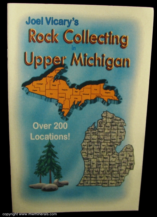 Mineral Specimen 1096 Rock Collecting Locations in Upper