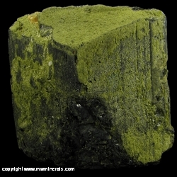 Mineral Specimen: Epidote from Madagascar