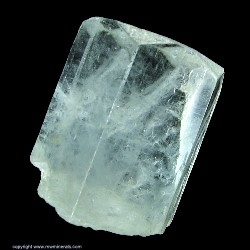 Minerals Specimen: Aquamarine from Shigar Valley, Skardu District, Baltistan, Northern Areas, Pakistan